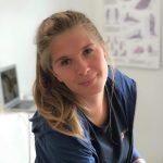 Portræt af Fysioterapeut Louise Gregersen