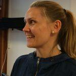 Portræt af Fysioterapeut Maria Specht