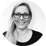Portræt af Charlotte Dagnoli Baadh, sekretær, ProTreatment København