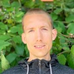 Portræt af Fysioterapeaut, Lasse Emil Munthe